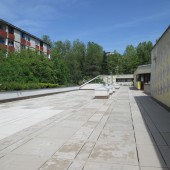 velika betonska terasa