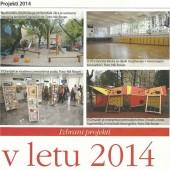 Objava v glasilu Ljubljana